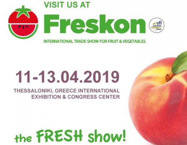 PARTICIPATION IN FRESKON 2019