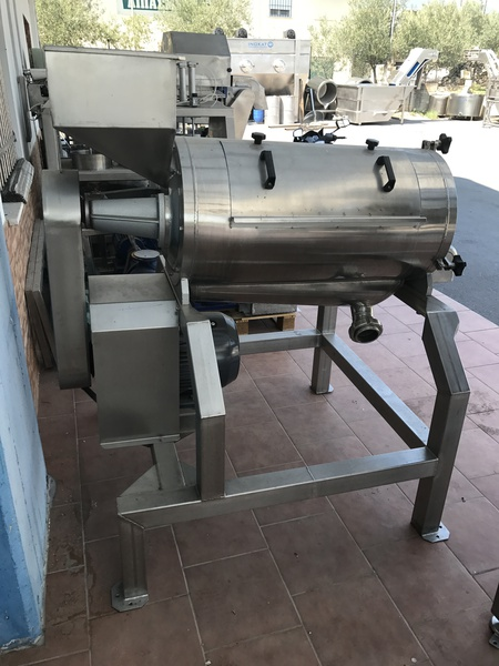 PULP MACHINE FOR PRODUCT PASTE-PULP, MODEL RAF