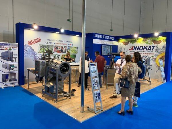 PARTICIPATION FOODTECH 2019, Hall 4 - Stand No C03