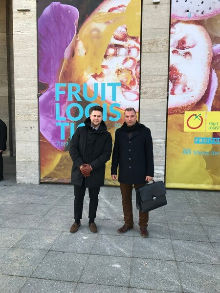 VISIT FRUIT LOGISTICA 2018