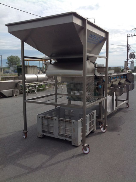 OLIVE PRE-SIEVING MACHINE (3 SIZES)