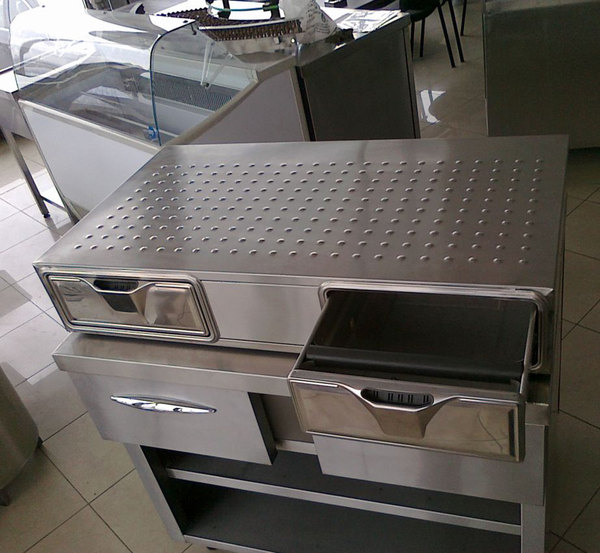 DRAWER UNIT FOR COFFEE MACHINE