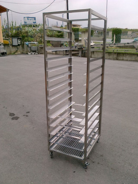 Photo TRAY TROLLEY