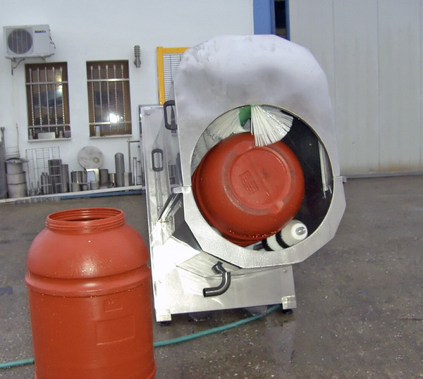 Photo WASHING MACHINE OF TUBS PL220 Model